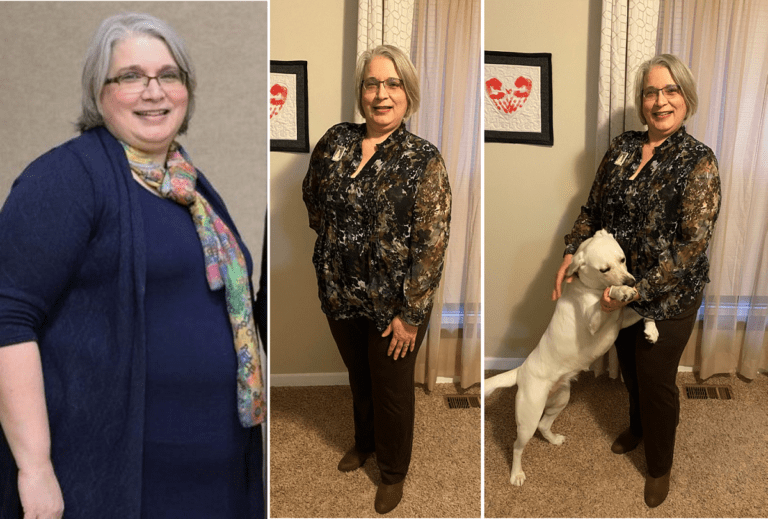 Success Story: Practicing Mindfulness & 40 Pounds Down!