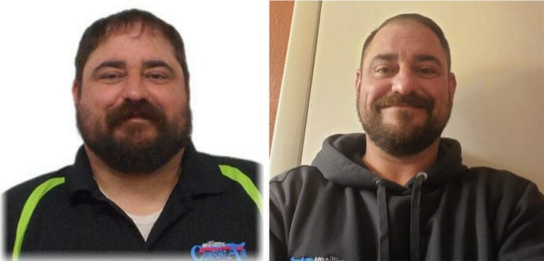 Success Story: What a Difference a Year Makes!