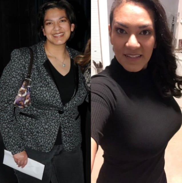 Success Story: Confidence Up, 40 Pounds Down!