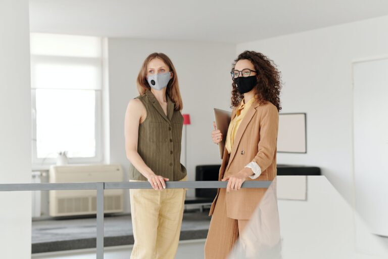 What the Delta Variant Means for Return-to-Work Mask Policies